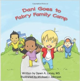 Dani Goes to Fabry Camp