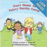 Dani Goes to Fabry Family Camp