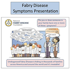 Fabry Disease Symptoms Presentation
