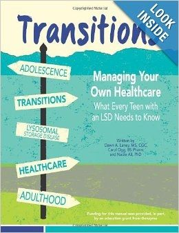 Transitions: Managing Your Own Healthcare - What Every Teen with an LSD Needs to Know