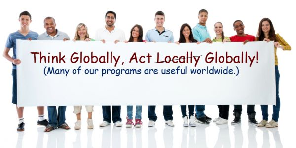 We welcome our international Fabry community.